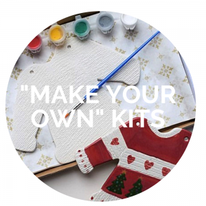 'Make your own' kits